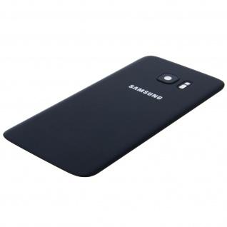 Original Samsung Akkufachdeckel für Samsung Galaxy S7 Edge - Blau