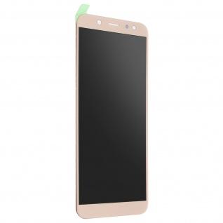 LCD Komplettset mit Touchscreen für Samsung Galaxy A6 - Gold