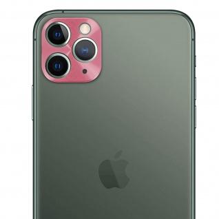 iPhone 11 Pro / Pro Max Rückkamera Schutzfolie aus 9H Panzerglas, Ölabweisend.