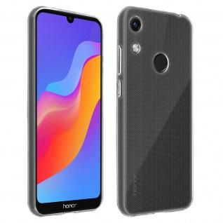 Honor 8A/8A 2020/Huawei Y6S/Y6 2019 Schutzhülle Silikon by Akashi - Transparent