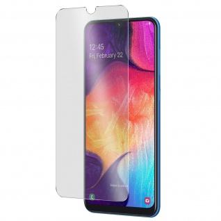 9H Härtegrad kratzfeste Glas-Displayschutzfolie für Galaxy A50 - Transparent
