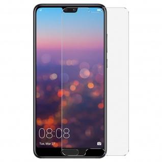 4Smarts â€? Displayschutzfolie gehärtetes Glas 9H Härtegrad für Huawei P20