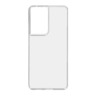 Samsung Galaxy S21 Ultra Schutzhülle Silikon by Akashi - Transparent