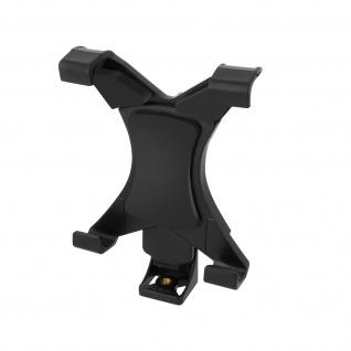 Universal Tablet Smartphone Stativ Adapter Standard 1/4 Schraube, LinQ ? Schwarz