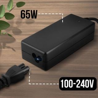 HP-4530 Laptop Netzteil 65W/19.5V 3.33A 4.5*3.0 mm Stecker by LinQ - Schwarz - Vorschau 4