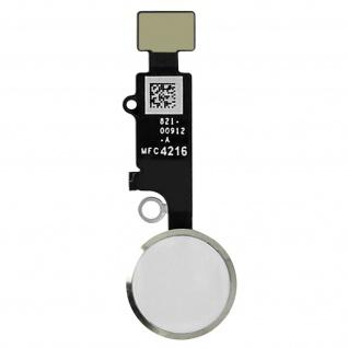 Ersatzteil Homebutton Home Taste mit Flexkabel für Apple iPhone 7 Plus - Weiß