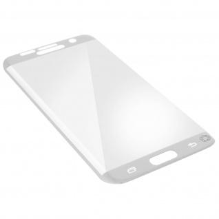 Displayschutzfolie Hartglas lebenslange Garantie Galaxy S7 Edge - Force Glass