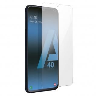 9H Härtegrad kratzfeste Displayschutzfolie für Samsung Galaxy A40 â€? Transparent