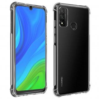Premium Schutz-Set Huawei P Smart 2020 Schutzhülle + Schutzfolie ? Transparent