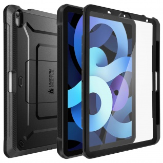 Samsung Tab S7 Plus 12.4 Hülle mit Ständer, Supcase Unicorn Beetle Pro â€? Schwarz