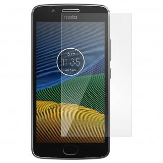 Displayschutzfolie aus gehärtetem Glas für Motorola Moto G5 - 9H Härtegrad