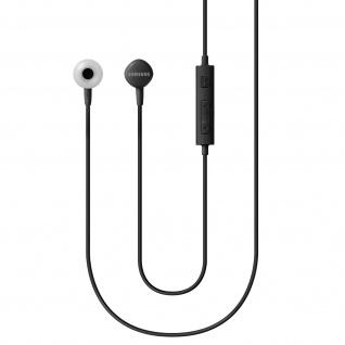 Original Samsung 3.5mm in-ear Kopfhörer HD Sound Multifunktionstaste ? Schwarz