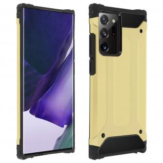 Defender II schockresistente Samsung Galaxy Note 20 Ultra � Gold