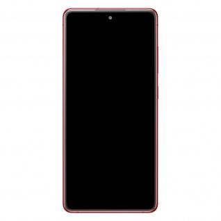 Ersatzdisplay Samsung Galaxy S20 FE 4G, Scheibe vormontiert ? Cloud Red