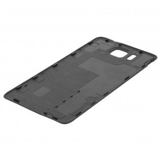 Ersatzteil Akkudeckel, neue Rückseite für Samsung Galaxy Alpha - Grau - Vorschau 4
