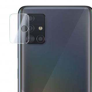 Rückkamera kratzfeste Schutzfolie für Samsung Galaxy A51 ? Transparent
