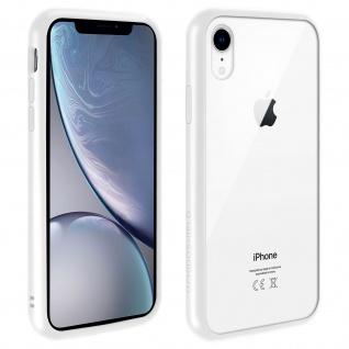 Anpassbare Mod NX Handyhülle Apple iPhone XR + Rückseite by Rhinoshield Weiß