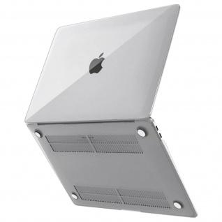MacBook Air 13'' 2018 Stoßfeste und transparente Polycarbonat Schutzhülle