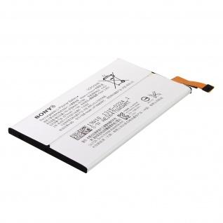 Austausch-Akku für Sony Xperia 10, 2870mAh Zusatzakku - Schwarz