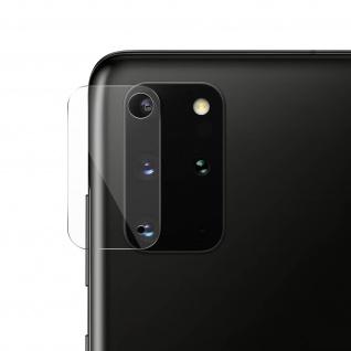Rückkamera kratzfeste Schutzfolie für Samsung Galaxy S20 Plus - Transparent