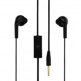 Original Samsung 3.5mm in-ear Kopfhörer mit Freisprecheinrichtung - Schwarz