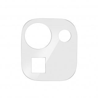 Rückkamera kratzfeste Schutzfolie für Xiaomi Mi 11 Pro ? Transparent