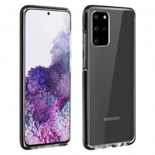 Bumper Silikonhülle für Samsung Galaxy S20 Plus, Akashi - Transparent
