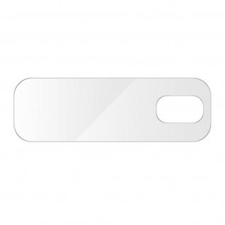 Schutzfolie für Rückkamera Samsung Galaxy S10e, gehärtetes Glas