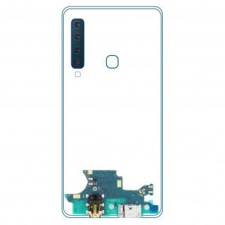 Micro-USB Ladeanschluss+Flexkabel/3.5mm Klinkenstecker Ersatzteil Galaxy A7 2018 - Vorschau 4