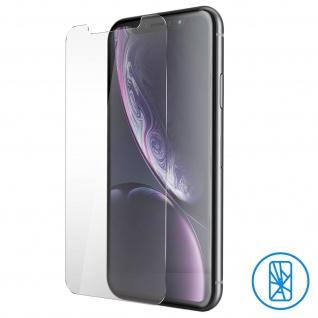 Displayschutzfolie aus gehärtetem Glas für Apple iPhone XR / 11 - 9H Härtegrad