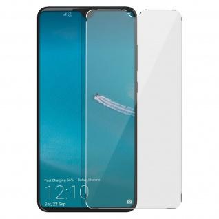 Displayschutzfolie aus gehärtetem Glas für Huawei Mate 20 ? 9H Härtegrad