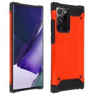 Defender II schockresistente Samsung Galaxy Note 20 Ultra � Orange