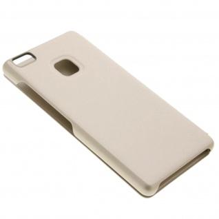 Original Huawei Flip-Cover für Huawei P9 Lite - Rosegold - Vorschau 1