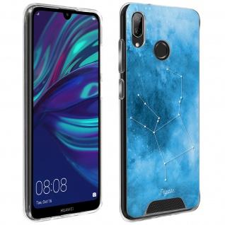 Handyhülle für Huawei Y7 2019, Made in France ? Sternbild Pegasus Design