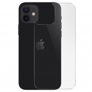 Arrière iPhone 12 / 12 Pro Rückseitenschutz, Folie für Rückseite ? Transparent