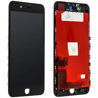 LCD Komplettset mit Touchscreen für Apple iPhone 7 Plus - Schwarz