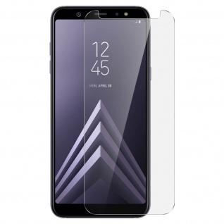 Flexible Displayschutzfolie Samsung Galaxy A6 Plus by Beeyo ? Transparent