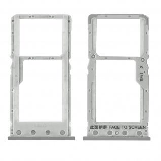 Nano SIM-Kartenhalter + Micro-SD Slot Kartenhalter für Xiaomi Redmi 6