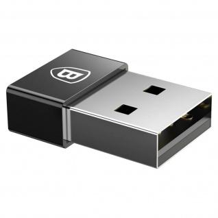 USB auf USB Typ-C Adapter Aufaden & Datenübertragung - Baseus