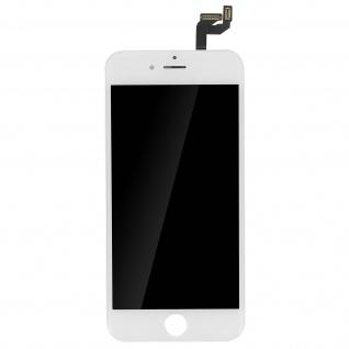 LCD Komplettset mit Touchscreen für iPhone 6S - Weiß - Vorschau 4