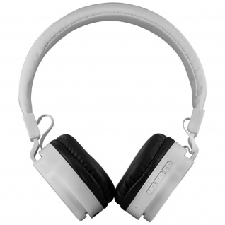 Kabellose Bluetooth Over-ear Kopfhörer Billboard BB495 mit Mikrofon - Weiß