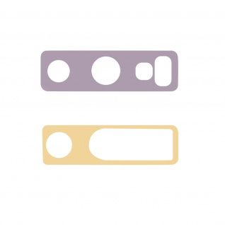Kamera Linse für Rück-Kamera Samsung Galaxy Note 9 - Lavender