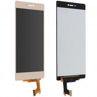 LCD Komplettset Huawei P8 + Touchscreen - Gold