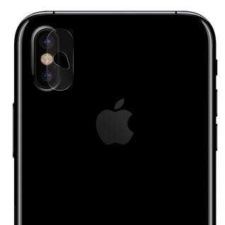 Schutzfolie für Rückkamera Apple iPhone X, iPhone XS, gehärtetes Glas