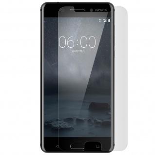 Robuste Glas-Displayschutzfolie mit 9H Härtegrad â€? Bruchsicher für Nokia 6
