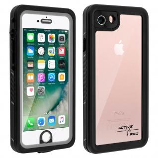 Wasserdichte IP68 4Smarts Hülle für iPhone 7 / 8 / SE 2020 - Transparent