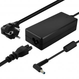 HP-4530 Laptop Netzteil 65W/19.5V 3.33A 4.5*3.0 mm Stecker by LinQ - Schwarz - Vorschau 2
