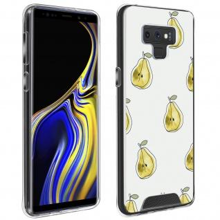 Handyhülle für Samsung Galaxy Note 9, Made in France ? Birnen Design