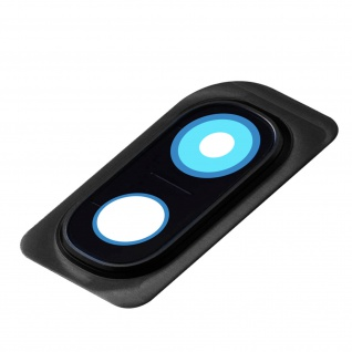 Kamera Linse für Rück-Kamera Ersatzteil Samsung Galaxy A10 ? Schwarz