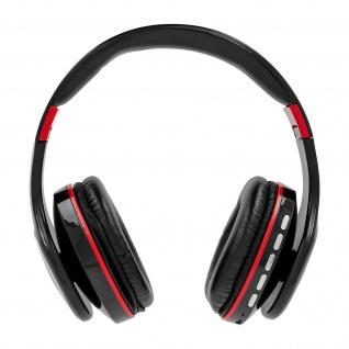 On-ear Kopfhörer mit Mikrofon und Freisprechanlage HP-07 Inkax ? Schwarz